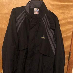 Adidas golf zip up jacket